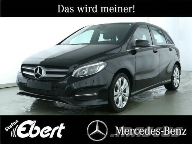 Mercedes-Benz B 200d 7G+URBAN+LED+NAVI+ KEYLESS+SPIEGEL+SHZ