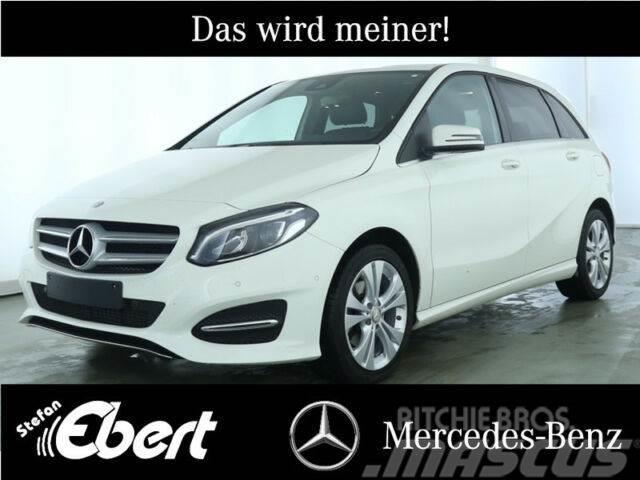 Mercedes-Benz B 200d Urban+Business+LED+NAVI+ Ambiente+kein M