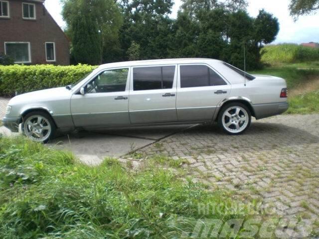 Mercedes-Benz Boonacker (Pullmann) 6-Türer W 124 LANG