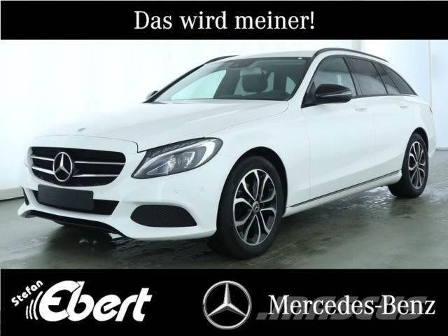 Mercedes-Benz C 180 T 9G+Avantgarde+NIGHT+KOMBI-/TEMPOHEBEL R