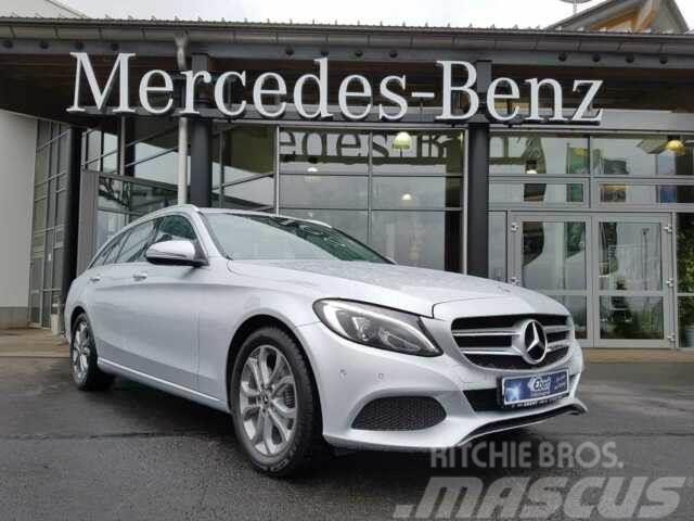 Mercedes-Benz C 180 T 9G+AVANTGARDE+LED+NAVI+ TOTWINKEL+SPIEG
