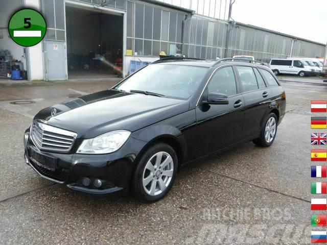 Mercedes-Benz C 180 T CDI BlueEfficiency - KLIMA - Navi