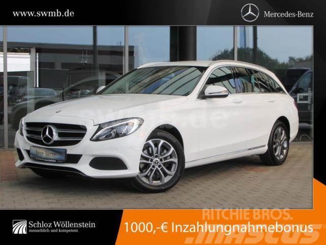 Mercedes-Benz C 200 4M T Avantgarde/LED/Navi/HuD/Parkassi/17Z