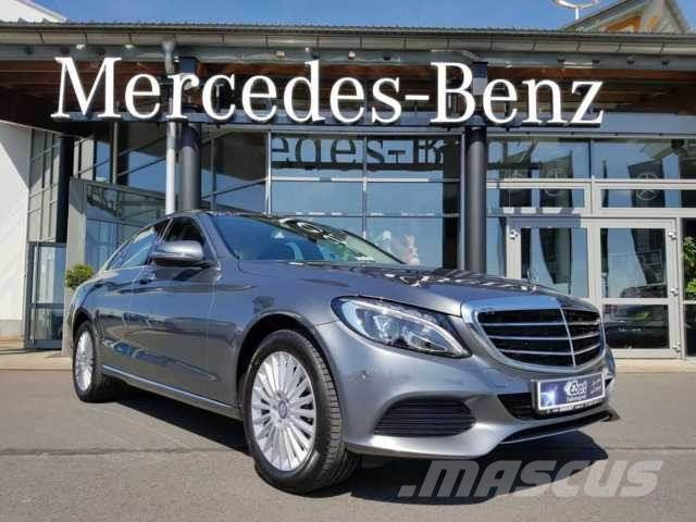 Mercedes-Benz C 200 9G+EXCLUSIVE In/Ex+LED+NAVI+ PARKASSIS+SH
