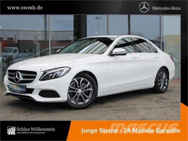 Used mercedes benz c 200 avantgarde led ils navi totwinkel for Mercedes benz f cell price