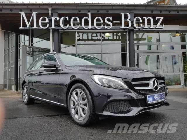Mercedes-Benz C 200 T 9G+AVANTGARDE+LED+COMAND+ Stdhzg+AHK+KA