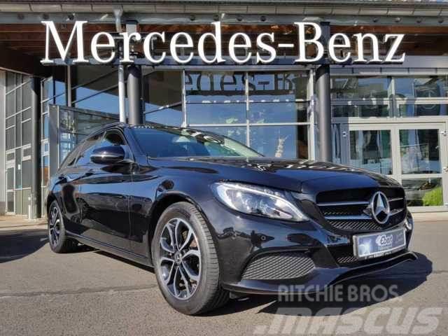 Mercedes-Benz C 200T 9G+AVANTGARDE+NIGHT+ LED+Navi+EASY-PACK+