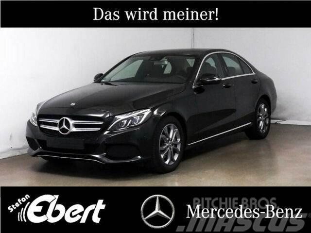 Mercedes Benz C 250 9G+AVANTGARDE+SPUR+LED+ NAVI+PARK  ...