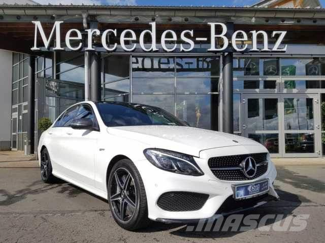 Mercedes-Benz C 43 AMG 4M+9G+COMAND+PSD+ Night+360°+LED+CARBO