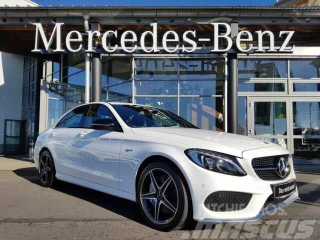 Mercedes Benz C 43 Amg 4matic 9g Tronic Naviledlmr18spo Preis