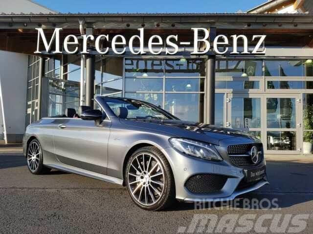 Mercedes-Benz C 43 AMG CABRIO+9G+DISTR+SITZKLIMA+ MEMO+PERF-AB