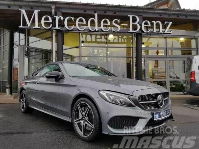 Mercedes-Benz C 43 AMG COUPÉ+DISTR+COM+MEMORY+ BURMESTER+ABGA