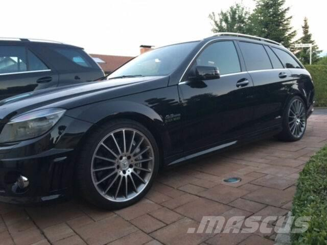 Mercedes-Benz C 63 AMG T 7G-TRONIC SPORT EDITION