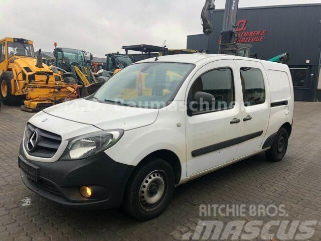 Mercedes-Benz Citan Mixto 111 CDI extralang