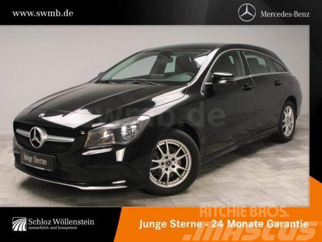 Mercedes-Benz CLA 180 d SB 7G-DCT/Navi/KeyGo/Klima/Sitzhz./16Z