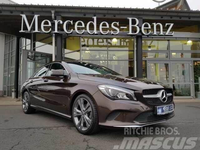 Mercedes-Benz CLA 200 7G+URBAN+LED+NAVI+CHROM+ KAMERA+SPIEGEL