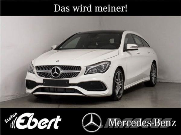 Used mercedes benz cla 200 shooting brake amg exklusiv led for Mercedes benz cla 200 price