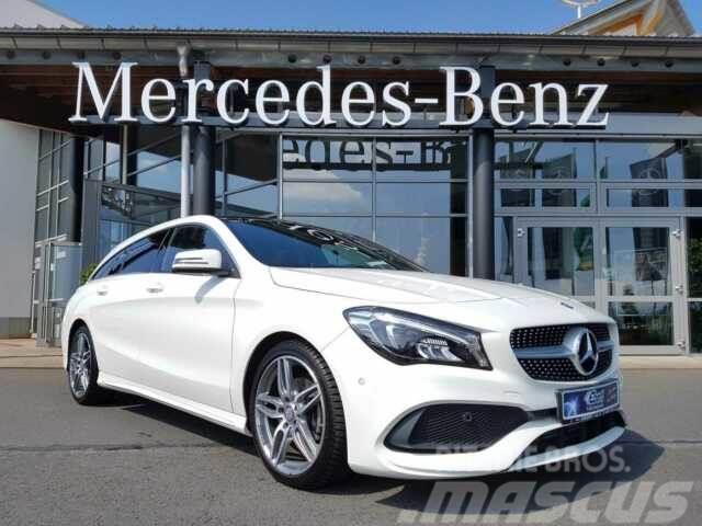 Mercedes-Benz CLA 200 Shooting Brake+AMG+LED+ PSD+NAVI+Parkas