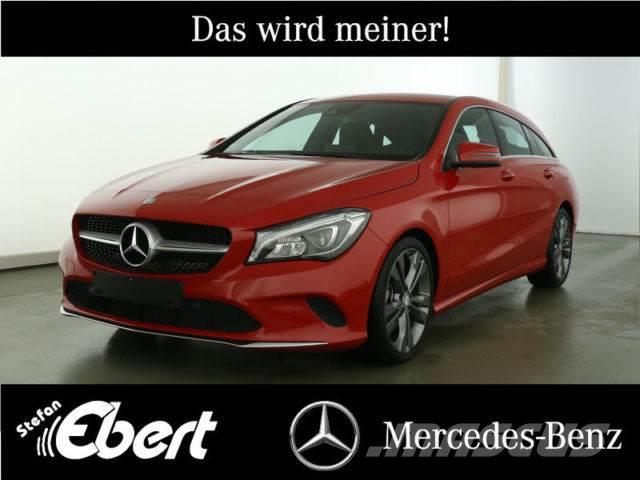 mercedes benz cla 200 shooting brake 7g urban comand led. Black Bedroom Furniture Sets. Home Design Ideas