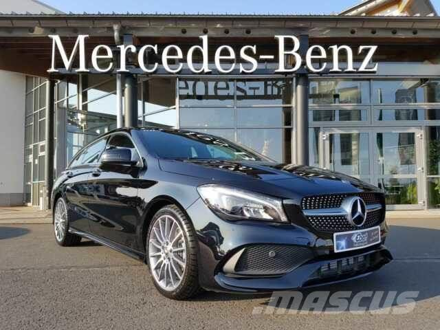 Mercedes Benz Cla 200 Shooting Brake Amg Kamera Ahk Led Neu