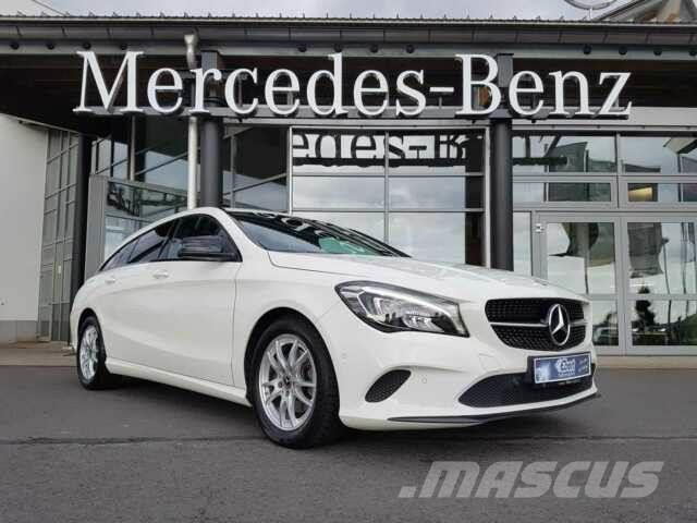 Mercedes-Benz CLA 200d Shooting Brake 7G+URBAN+NIGHT+ NAVI+KAM