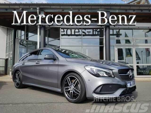Mercedes-Benz CLA 220 Shooting-Brake+4M+AMG +NIGHT+LED+PTS+SHZ