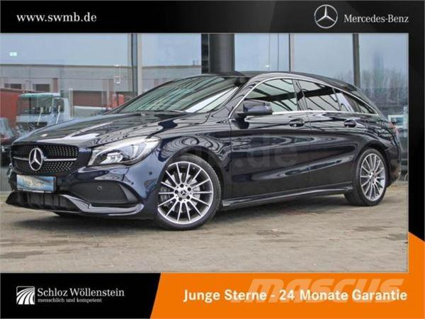 Mercedes benz cla 250 4m sb amg line chrom paket navi for Mercedes benz product line