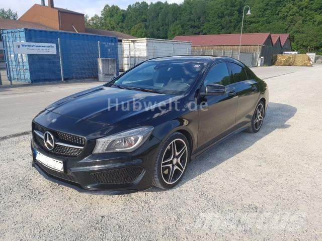 Mercedes-Benz CLA 250 Coupe *7G-DCT, AMG Line, PDC, Panorama*