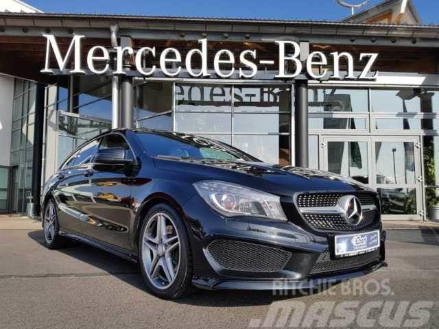 Mercedes-Benz CLA 250 Shooting Brake+7G+AMG+PSD+SPUR+ NAVI+IL