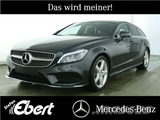 Mercedes-Benz CLS 350 Shooting Brake+9G+AMG+ LED+NAVI+360°+To