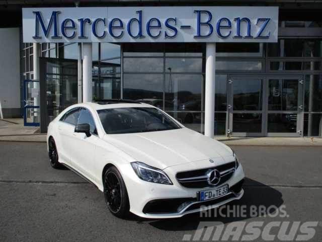 Mercedes Benz CLS 63 AMG S 4M+KERAMIK+SPUR+ Memory+EDW+ ...