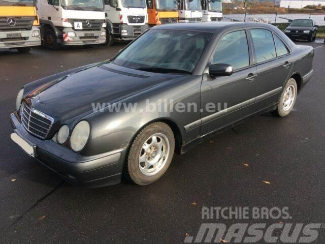 Mercedes-Benz E 200 CDI CLASSIC, AHK,