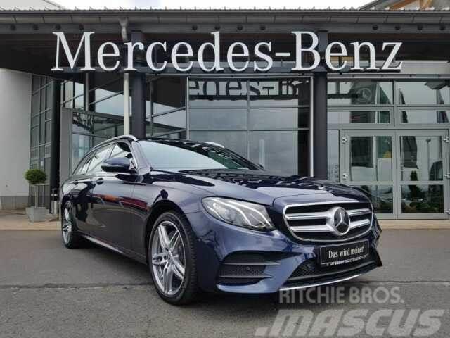 Mercedes-Benz E 300 d T 9G+AMG+HEAD-UP+ NAVI+DISTRONIC+KAMERA+