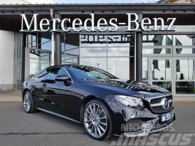 Mercedes-Benz E 400 4M COUPÈ+9G+AMG+DISTR+WIDES+PSD+ 360°+BURM