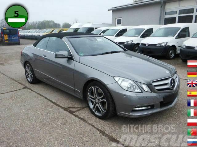 Mercedes-Benz E 500 Elegance Cabrio - KLIMA - NAVI - Sitzheizu