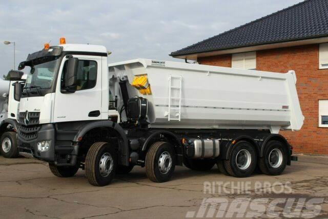 Mercedes-Benz Euro 3 Kipper Euromix EMT 20m