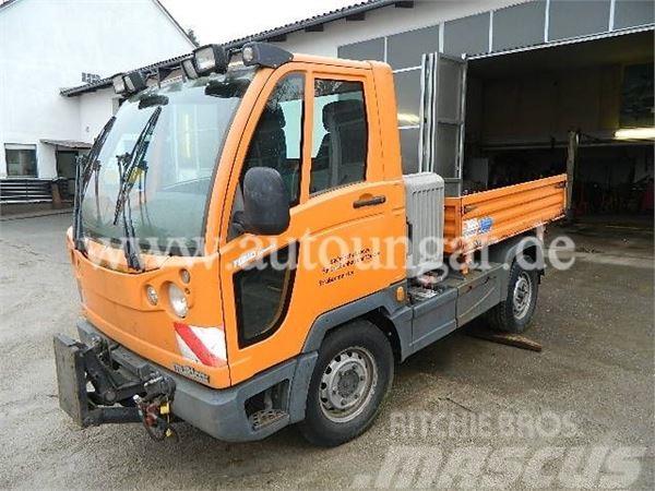 Mercedes-Benz Fumo Carrier H Multicar M30 Allrad Hydraulik