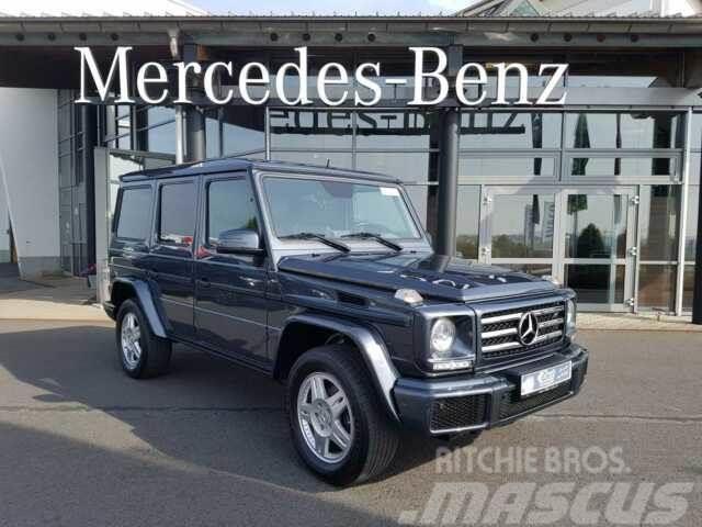 Mercedes-Benz G 350d 7G*Memory*Kamera*AHK*Xenon* Comand*Garant