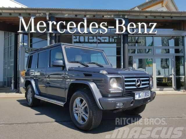 Mercedes-Benz G 500 DESIGNO+TV+DAB+FOND+ AHK+DISTR+St-heiz+VO