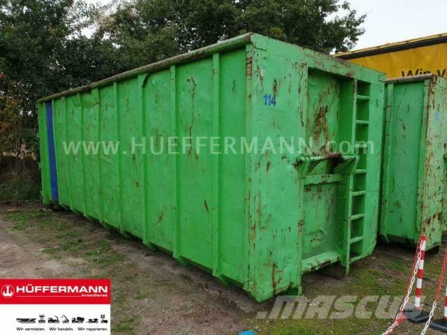 Mercedes-Benz // GARANT / 40 cbm Abrollcontainer AMR 70