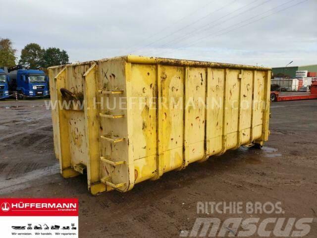 Mercedes-Benz GARANT / Abrollcontainer 18 cbm DFT