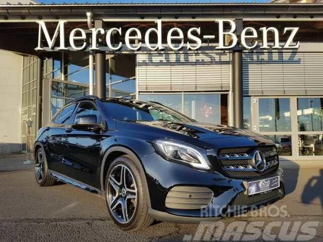 Mercedes-Benz GLA 180 PEAK+AMG+SPUR+TOTW+LED+NAVI+ KAMERA+SOUN