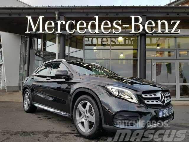 Mercedes-Benz GLA 200 AMG+LED+NAVI+DAB+ PARK-PILOT+SPIEGEL+SHZ