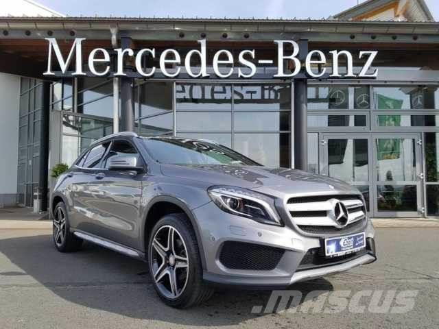 Used mercedes benz gla 200d 7g amg key klimauto navi ahk for Key for mercedes benz cost