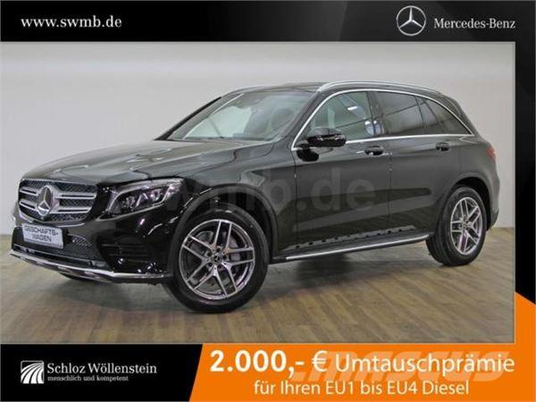 mercedes benz glc 250 d 4m amg distro luftfeder hud 360cam. Black Bedroom Furniture Sets. Home Design Ideas
