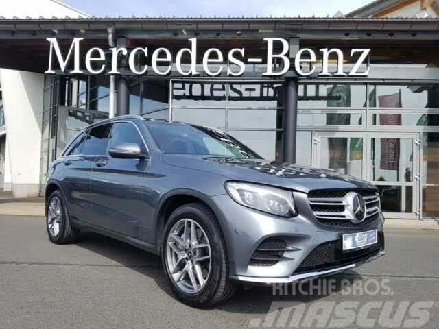 Mercedes-Benz GLC 250 d 4M*9G*AMG*Kamera*Distron *Comand*LED*A