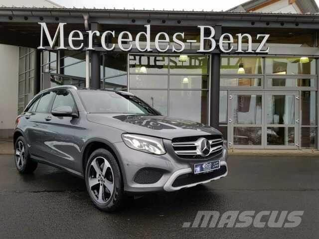 Mercedes-Benz GLC 250d+9G+DISTR+COMAND+LED+ SPIEGEL+PARK+SHZ