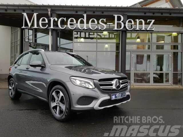 Mercedes-Benz GLC 250d+9G+DISTR+COMAND+LED+ SPIEGEL+PARK+SHZ