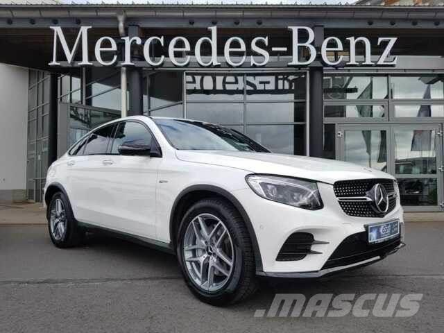 mercedes benz glc 43 amg coupe distronic ahk designo led. Black Bedroom Furniture Sets. Home Design Ideas