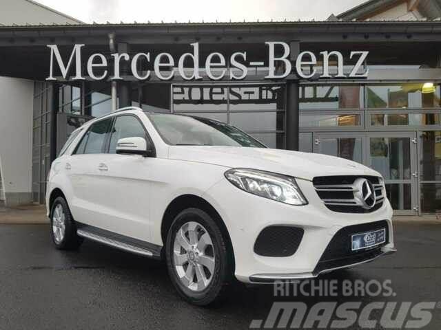 Mercedes-Benz GLE 350d+AMG+DESIGNO+HARMAN+STDHZG +DAB+PANO+PAR